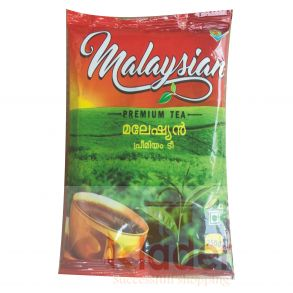 malaysian brand dust tea 250 gm