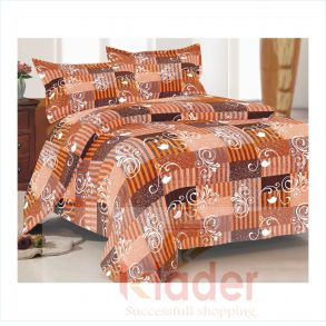 cotton bed sheet and pillow covers