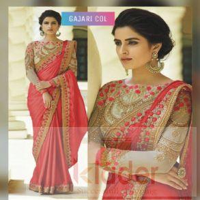 rangoli designer saree design 1