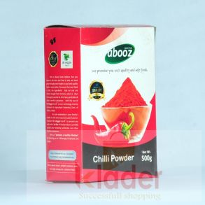 abooz chilli powder 500 gm