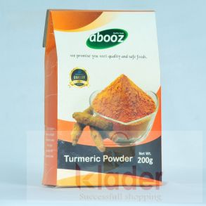 abooz turmerici powder200 gm