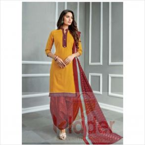 ourre cotton churidhar
