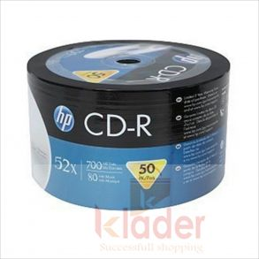 CD Hp Brand 50 pcs