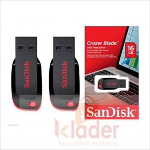 Sandisk 16 GB Pendrive With 1 Year Warranty