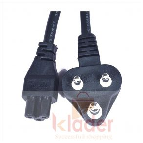 Laptop Power Cable High Quality 1.5 Meter