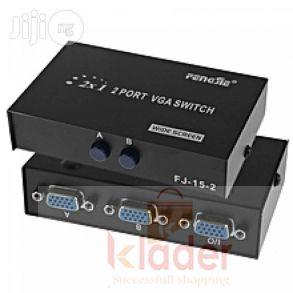 Vga Switch 2 Port 115