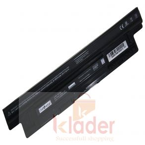 Replacement Battery For Dell Inspiron 15 3521 Black 6 Cell 11 1V 4000 MAH Laptop Battery