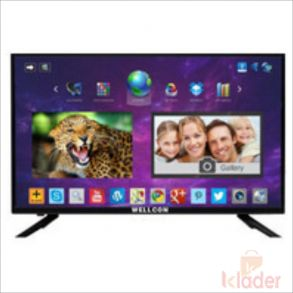 WELLCONE 40 Smart 4K Ready LED TV