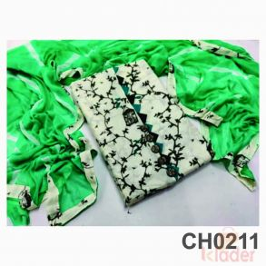 4 COLOR NEW TRENDY CHURIDAR MATERIAL