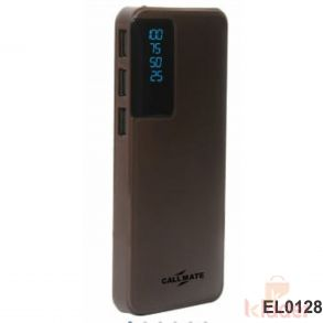 Power bank Callmate RCM 5 3 USB 2 AMP 10000 MAH