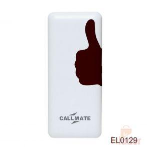 Power bank Callmate Thumbs up USB 10000 MAH...