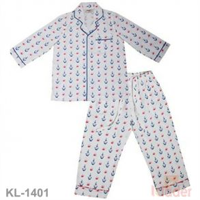 Cotton Night Suit Set 0 2 Years 2 8 Years