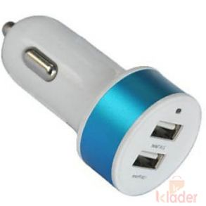 Travel charger 2usb