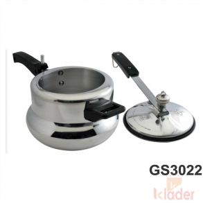 5 Litre Pressure cooker with 5 Year Warranty