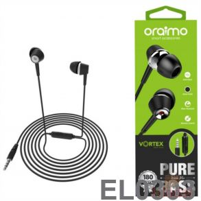 Oraimo E23 Voetex with Bill with 6 months Warranty