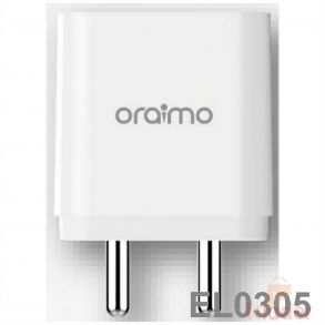 Oramio Charger 61d with 1 mtr 2 1 amp with 1 Year Warranty