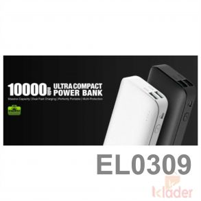 Oraimo B104D 10000 mAh Power Bank with 1 Year Warranty