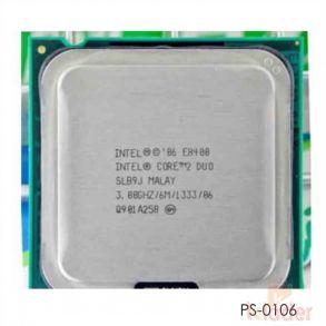 Intel Core 2 Duo E8400 3 0GHz 6 1333Ghz Processor Socket LGA 775