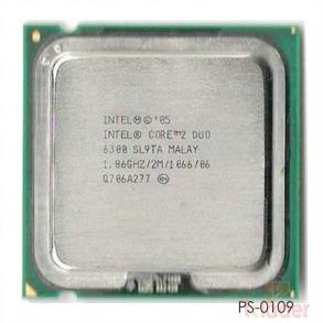 Intel Core 2 Duo 1 86GHz CPU Processor