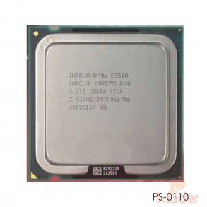 Intel Core 2 Duo E7400 Processor 2 8GHz 3M 1066MHz