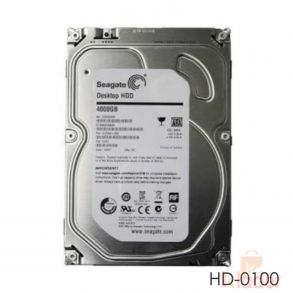 Seagate 4TB Internal HardDrive Desktop 4000GB