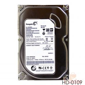 500GB Seagate Video 3 5 5900 spin low noise