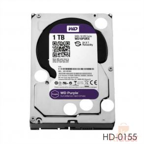 WD 1 TB Purple Surveillance Internal Hard Drive from Western Digital