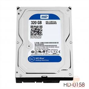 WD 320gb Hard Disk Blue for Desktop Hard Drive