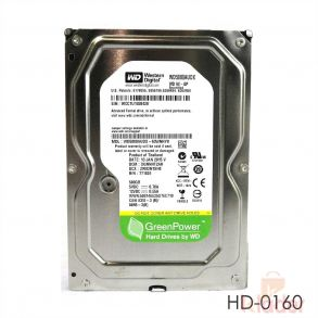 WD 500GB Sata Desktop Hard Disk