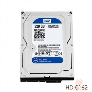 WD 320gb Hard Disk Blue For Desktop Hard Drive 320 GB