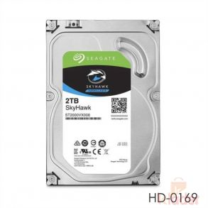 Seagate 2TB Surveilance Hard Disk