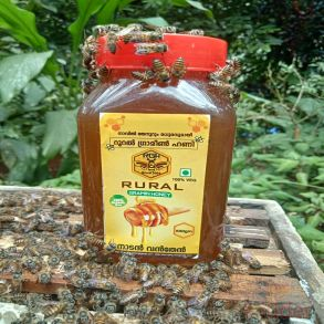 RURAL GRAMIN HONEY 500g