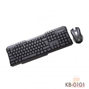 Zebronics Judwa 567 Wired USB Keyboard and Mouse Combo Kit
