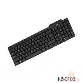 Tag KB 1018 Office Wired USB Keyboard