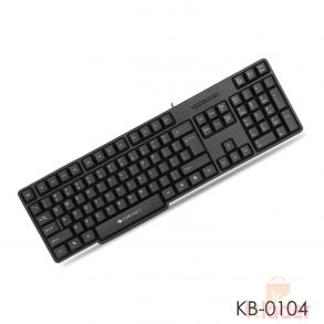 Zebronics ZEB K20 Wired USB Keyboard