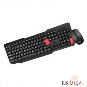 Model No E WKB A Wireless Combo Keyboard And Mouse