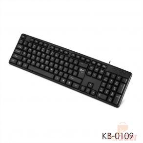 Enter Pinnacle Wired USB Keyboard