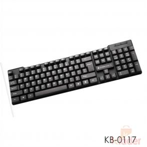 Zebronics ZEB K 16 USB Wired Keyboard