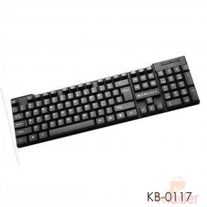 Zebronics ZEB K 16 USB Wired Keyboard