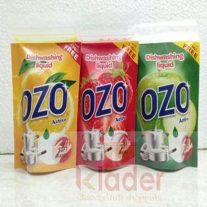 OZO Active dishwash liquid