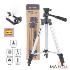 Tiktok Tripod 3110 Foldebal Box Paking