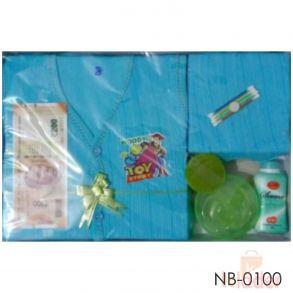 Baby Dress Powder Puff infant gift set