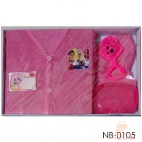 New Born Baby Dress Infant Gift Set