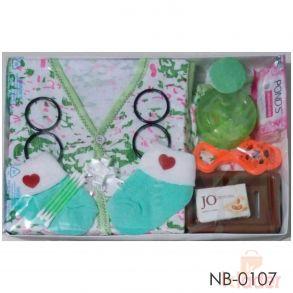 New Born Dress Baby Kit Infant Gift Set