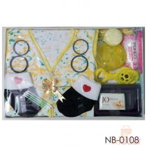 New Born Baby Dress Kit Infant Gift Set
