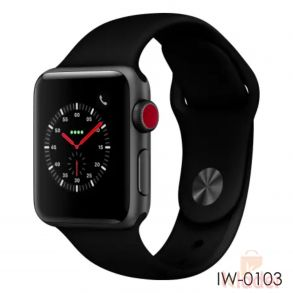 iWatch SERIES 3 38 MM black