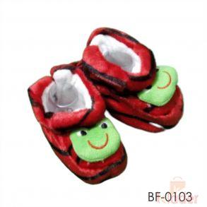 Baby booties imported valvet socks botties