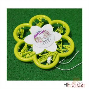 Kids imported clothes hangerflower shape