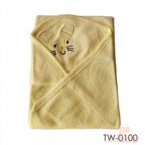 Infant New Born Baby Toweel With Hooded