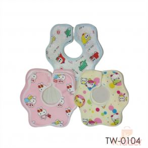 New Baby Neck Bibs Cartoon Printed